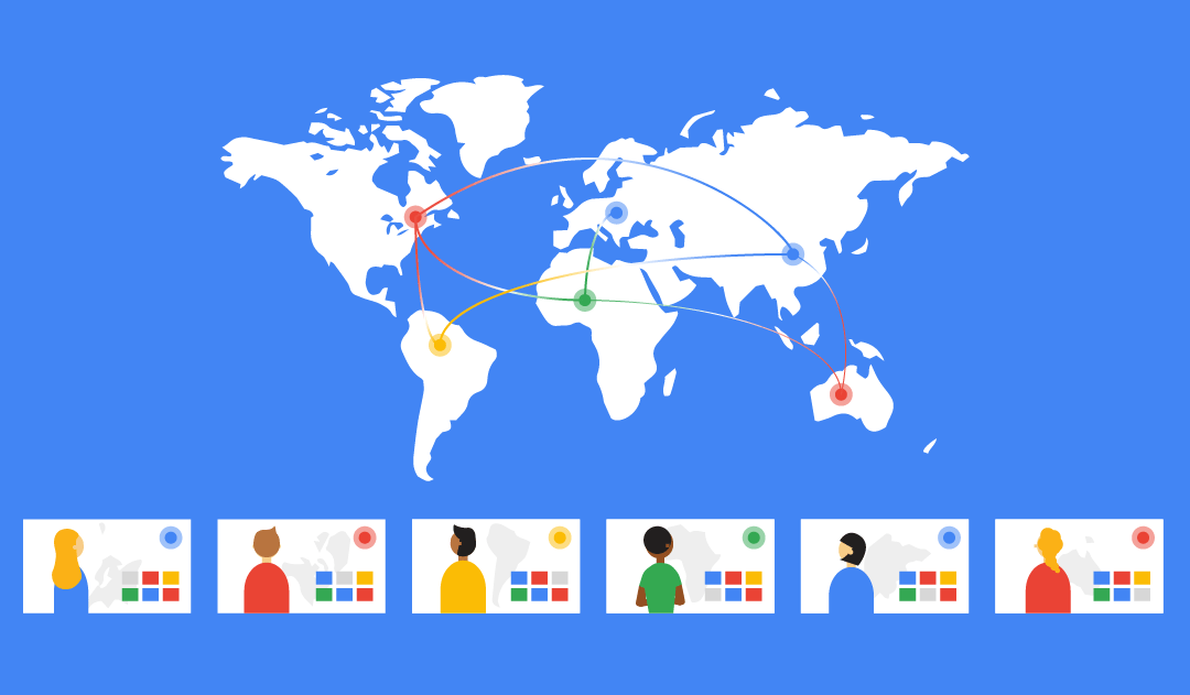Secure connections: How Google Meet keeps your video conferences protected